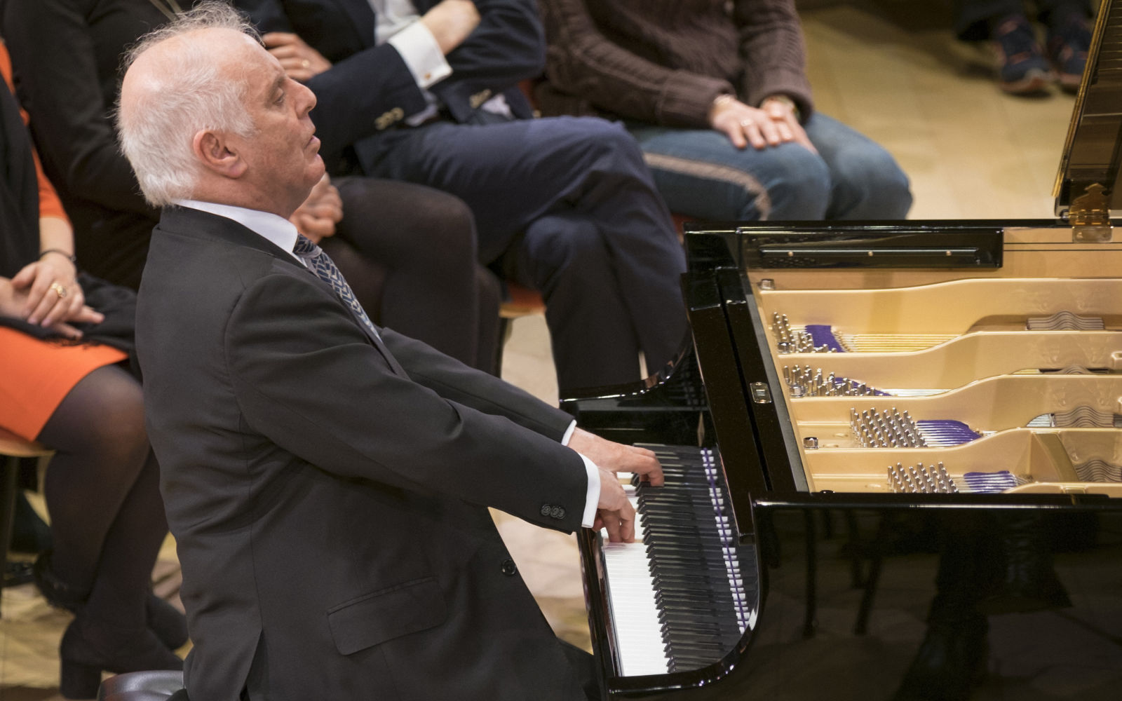 15 Best Reasons to start learning piano - Daniel Barenboim